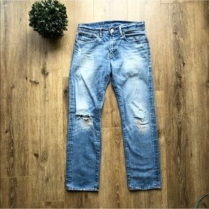 VINTAGE DENIM & SUPPLY RALPH LAUREN JEANS